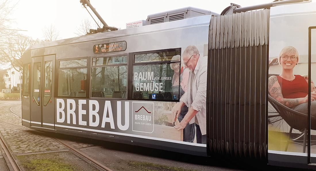 Brebau Bahn