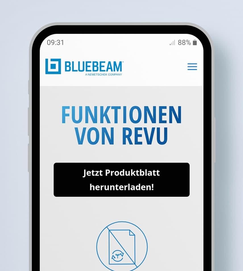 bluebeam iphone